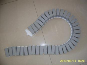 Har2350VT柔性输送链,龙骨链,不锈钢链板,厂家直销,物美价廉