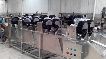 昊昌全自动风干机 软包装风干机 铝箔袋风干流水线
