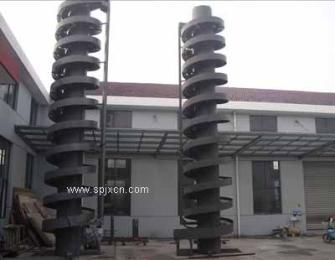 垂直螺旋输送机-上海输送机企业