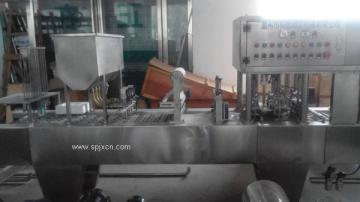 口杯灌装机【杯装灌装机】-科信灌装机质优价廉