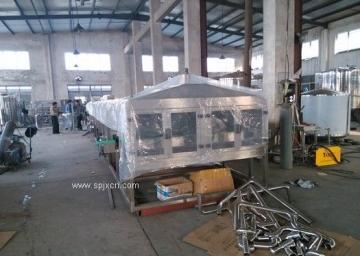 连续喷淋杀菌机【喷淋冷却温瓶机】-科信杀菌设备专业生产厂家