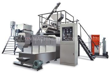 貂饲料生产机器,貂饲料设备,貂饲料膨化机