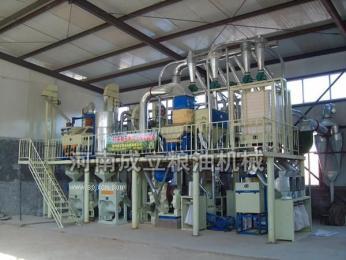 玉米深加工机械、玉米加工设备、面粉设备、油脂设备