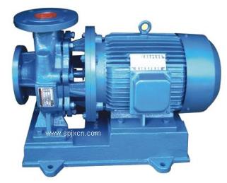 HKL立式、HKW卧式系列单级单吸管道离心泵