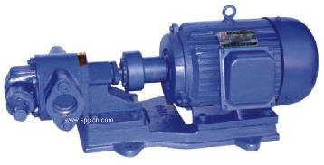 2CY、KCB系列齒輪式輸油泵