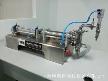 【厂家直销】316不锈钢液体定量灌装机