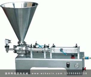 膏体灌装机(3600瓶/时)-科信展厅现货