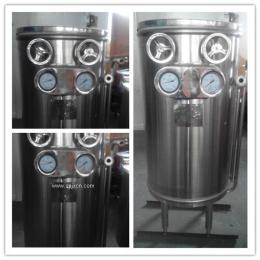 超高温瞬时杀菌机(超高温灭菌机)-科信饮料机械