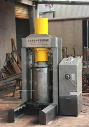 供应中型多功能双筒山茶籽榨油机