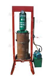供应新型全自动单桶液压榨油机