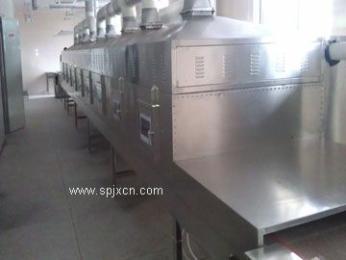 微波扁豆烘烤設備