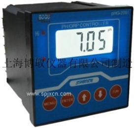 上海博取+PHG-2091型工业PH计|高温PH计|高温脱硫Ph计|高温酸度计