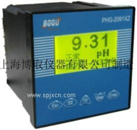 上海博取+PHG-2091XZ型工业PH计|智能型PH计|智能酸度计|高性价比酸