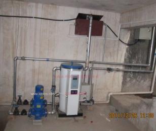 2吨电加热开水锅炉