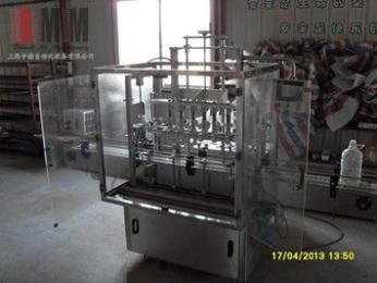 【定制】玻璃水全自动灌装生产线