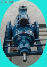 SN210R40U12.1W23煤磨机润滑油泵三螺杆泵