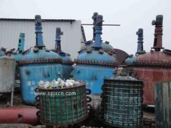 江西二手化工厂设备回收/二手闲置反应釜回收/江西赣州回收废旧物资