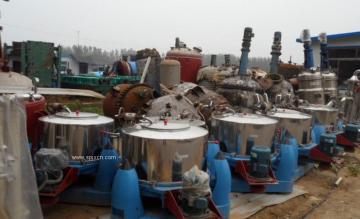 济南二手生物发酵乳品设备回收/冷热缸回收/配料罐回收/冷凝器回收/高效速度压滤机