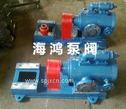 3GBW沥青保温三螺杆泵