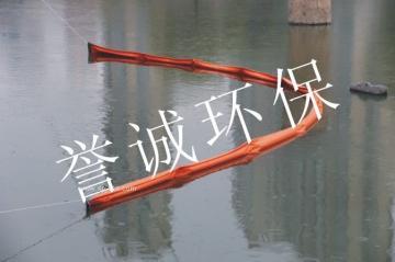 围油栏固体浮子式围油栏