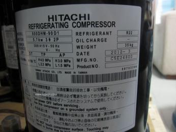 600DHM-90D1海信日立压缩机