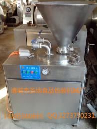 腊肠灌肠机价格 不锈钢 液压灌肠机