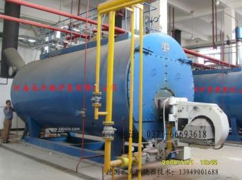 2噸燃氣真空熱水鍋爐廠家