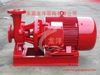 XBD-HY(HW)卧式恒压切线消防泵