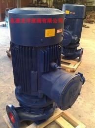 YG单级单吸立式管道离心油泵