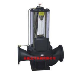 PBG,SPG 代屏蔽式管道泵