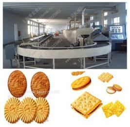 供应酥性、韧性饼干成套设备 大型食品厂饼干加工设备 饼干成型机