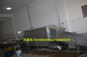 大型洗姜机 18660 668790