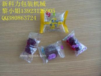 供應單顆蜜餞食品包裝機