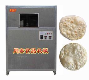 电加热旋转单饼炉