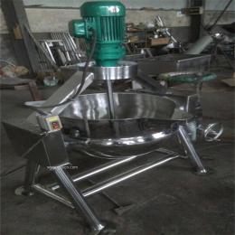 立式夹层锅蒸煮锅电加热夹层锅