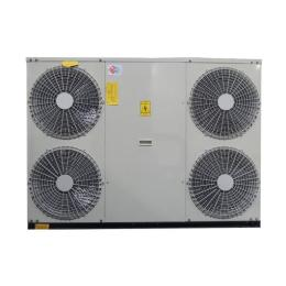 低温风冷热泵机组