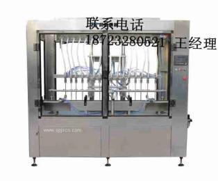 重庆灌装机械 牛奶自动灌装机