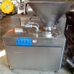液压灌肠机  肉块灌肠机YG-50