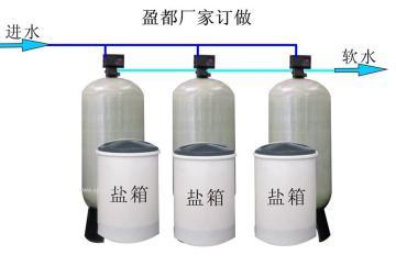 新疆全自动软化水设备报价