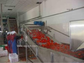 番茄酱加工生产线
