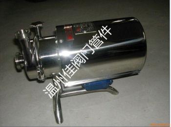 精品优质BAW-3-15型卫生级饮料泵