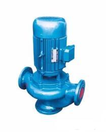 GW无堵塞立式管道泵