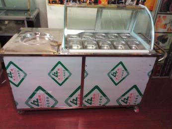 質量的炒冰機冰粥機冷飲車廠家