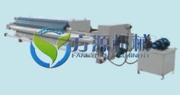 FB(X)AM板框式污泥压滤机
