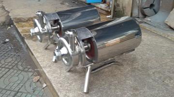 精品BAW-3-15三支脚型卫生级离心泵
