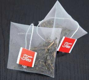 菊花茶,烏龍茶,毛尖等三角袋茶葉包裝機