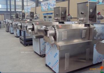 食品膨化机双螺杆膨化机厂家直销膨化设备