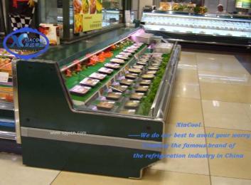 上海夏酷风幕柜,冷藏柜,鲜花柜,保鲜柜鲜肉柜