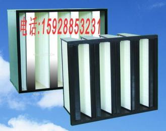云南昆明AAF康菲尔高效过滤器|制药厂电子厂耐高温过滤器|中央空调过滤网