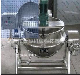 大量供应蒸汽夹层锅 电加热夹层锅 燃气夹层锅 蒸煮锅 搅拌锅